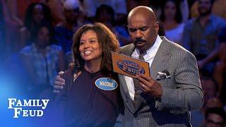 Wanna win Fast Money? CALL NICOLE | Family Feud