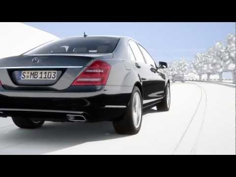 Mercedes S Class 2013 Active Lane Keeping Blind Spot Assist Commercial Carjam TV 2013