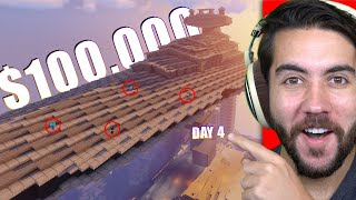 Last to Stop Building Wins $100,000 In Minecraft