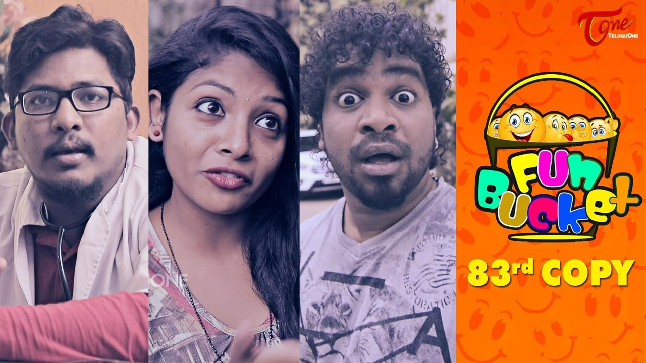 Fun Bucket | 83rd Episode | Funny Videos | by Harsha Annavarapu