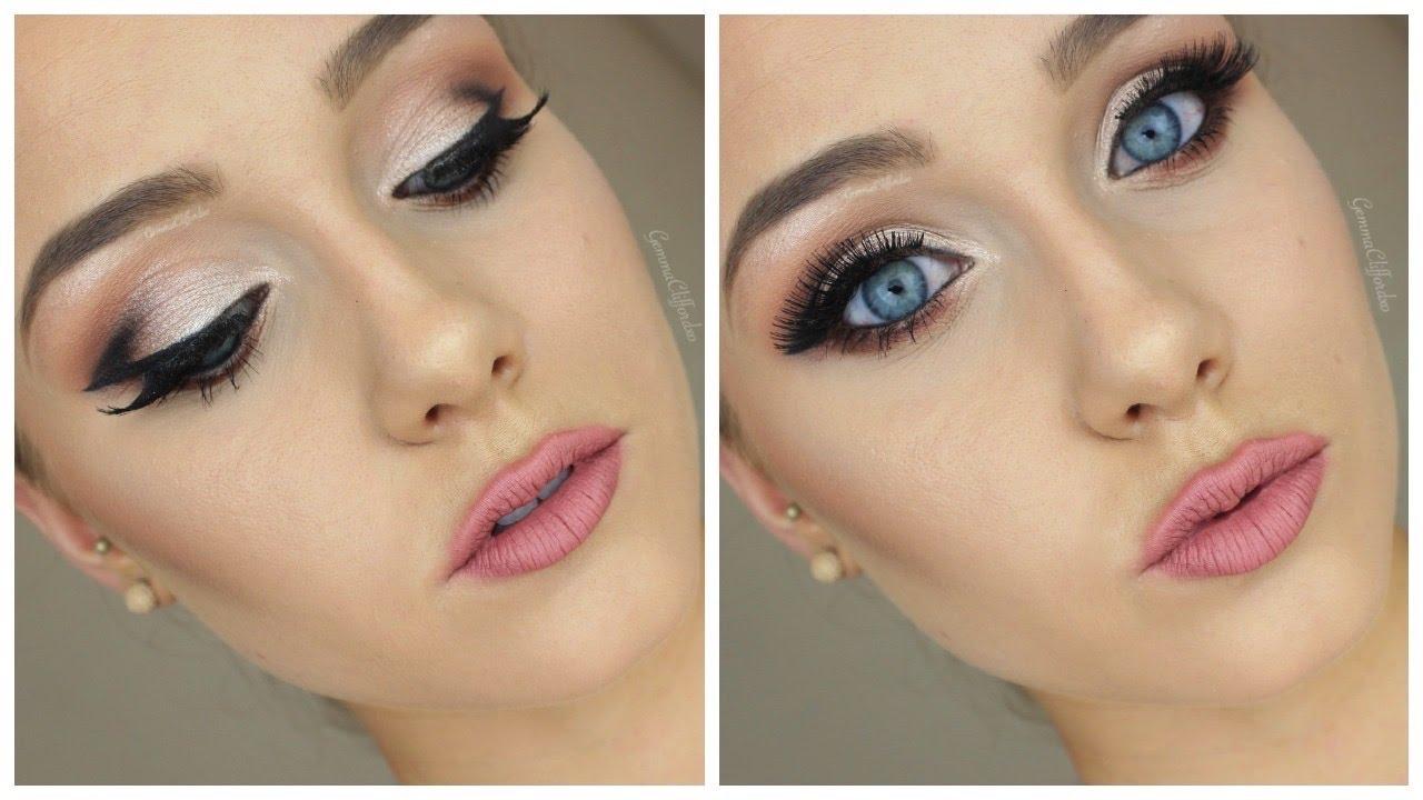 Prom makeup tutorial