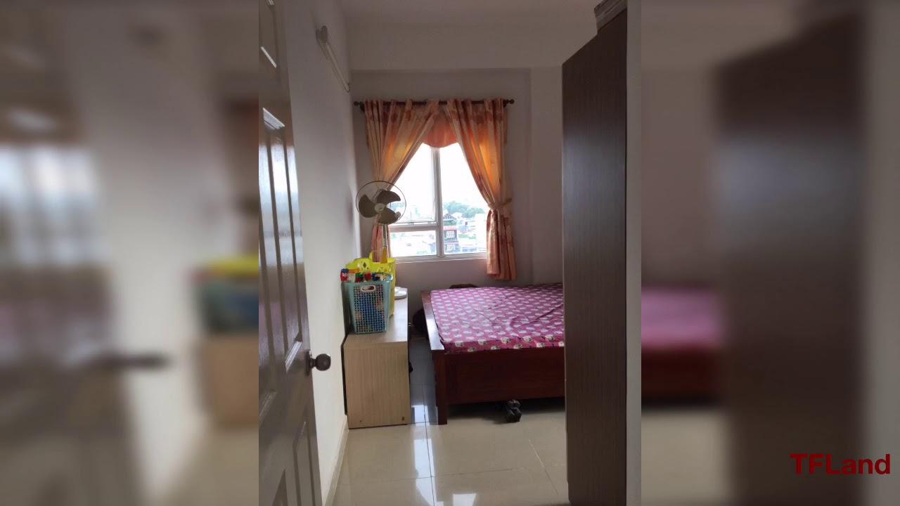 Kẹt tiền bán căn góc loại B 85m2, 3PN, CC Lan Phương, sổ hồng vĩnh viễn 2.5 tỷ, BC ĐN view Metro video