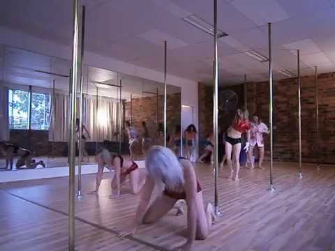 Level 7 Pole Dance Michael Jackson Thriller plus Awards PA190008