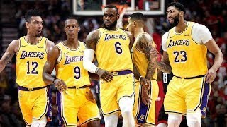 10 THINGS THE LAKERS MUST DO THIS OFFSEASON 2019