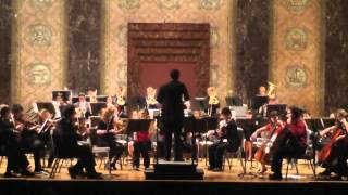 Romeo and Juliet - Wash U Pops Orchestra (Spring 2012)