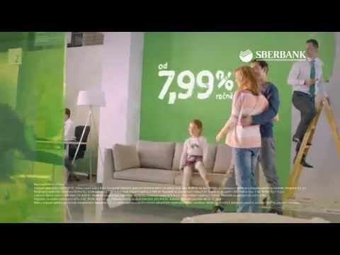 Sberbank CZ - reklamní spot - FÉR půjčka - jaro 2014