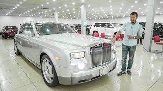 Khám phá chiếc Rolls-Royce Phantom đầu tiên về Việt Nam của ông Hoàng Lụa |XEHAY.VN|