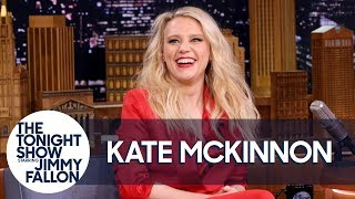 Kate McKinnon Shows Off Her Voice Acting Skills