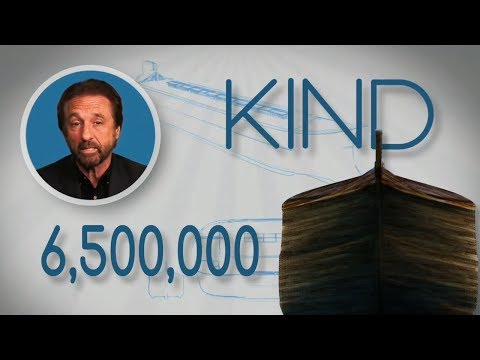 6.5 Million Species Fit in the Ark?