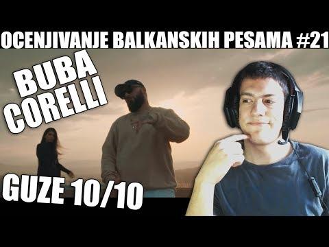 OCENJIVANJE BALKANSKIH PESAMA - Buba Corelli - Balenciaga /w Choda