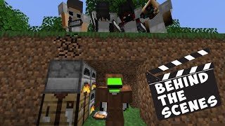 Dream - Minecraft Manhunt Extra Scenes (4 Hunters Finale)