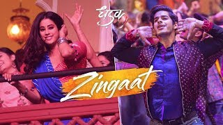 Zingaat   Dhadak   Janhvi & Ishaan   Shashank Khaitan   Ajay - Atul   In Cinemas Now