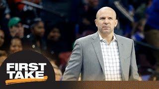 First Take reacts to Bucks firing Jason Kidd   First Take   ESPN