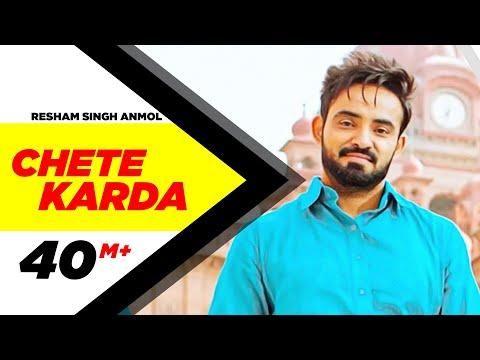 Chete Karda - Resham Singh - Latest Punjabi Song