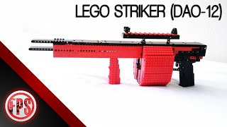 Lego Striker (DAO 12) [REUPLOAD]