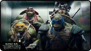 Ninja turtles :  bande-annonce VOST