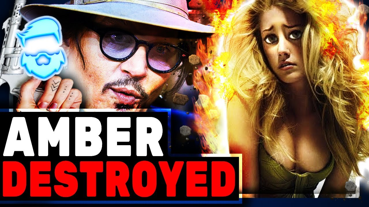 Judge DEMOLISHES Amber Heard! Court Sides With Johnny Depp!!!