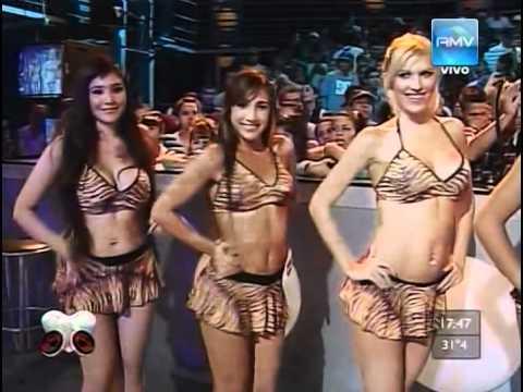 Las Bailarinas De Pasion De Sabado 10 03 12