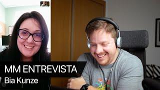 [MM Entrevista] Bia Kunze