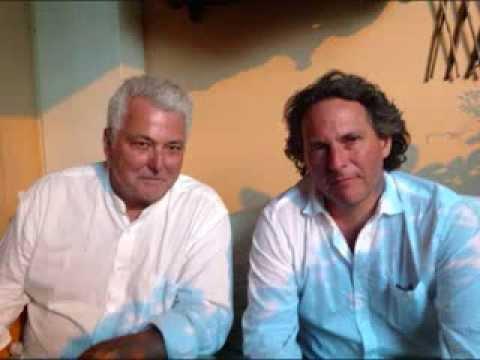 Art Johnson and Randy Tressler