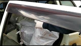 PRF prende contrabandista e apreende carga de agrotóxicos ilegais na BR-285, em Ijuí