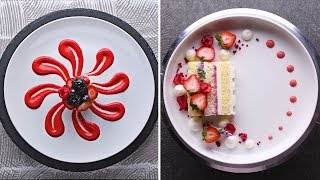 Plate it until you make it: 11 clever ways to present food like a pro! | Food Hacks by So Yummy