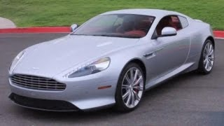 2013 Aston Martin DB9 Test Drive & Grand Touring Car Video Review