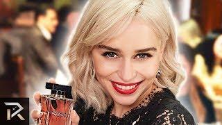 "This Is How Emilia Clarke ""Daenerys Targaryen"" Spends Her Millions"
