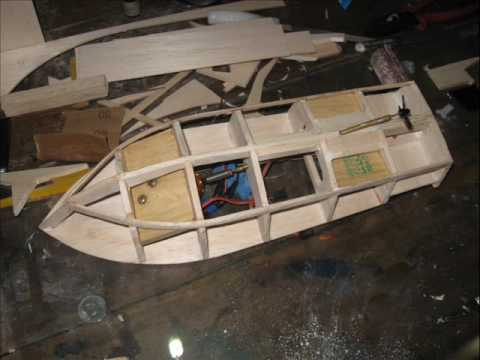 Model Boat Building Youtube