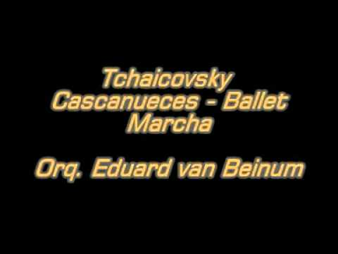 Tchaikovsky - Cascanueces Ballet - Marcha - E. van Beinum - 2 de 6.mpg