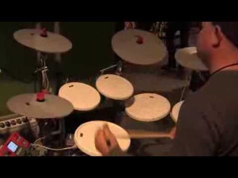 KAT ELECTRONIC DRUMS - NAMM 2014 - Product PlayTest