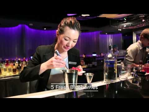 Best Bartender cocktail from Room One at Mira Hotel by Chloe Fong