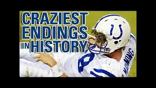 The Greatest Comeback in Monday Night Football History | NFL Vault