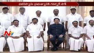 Governor Vidyasagar Rao Shock to Palani Swamy Govt- MLAs B..