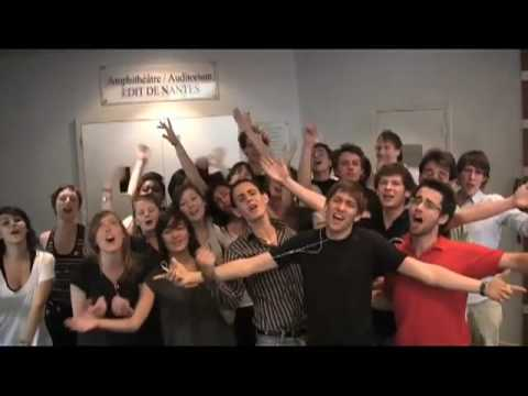 LipDub Audencia - Don't Stop Me Now