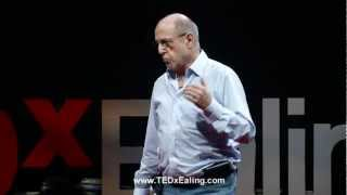 The mystery of storytelling: Julian Friedmann at TEDxEaling