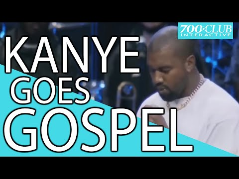 KANYE goes Gospel | Full Episode | 700 Club Interactive