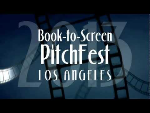 Pitch Your Book at Book-to-Screen PitchFest Los Angeles 2013