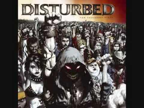 Disturbed: Avarice