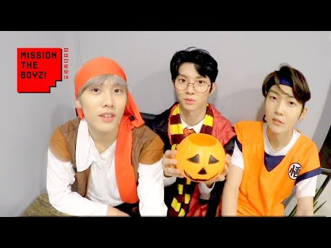 [MISSION THE BOYZ] Halloween SP (EN/JP/VN/ES)