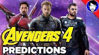 AVENGERS 4 Theories & Predictions - Avengers: Infinity War