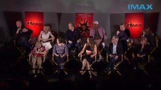Disney•Pixar's Incredibles 2 Live Cast and Filmmaker Q&A, presented by IMAX at AMC