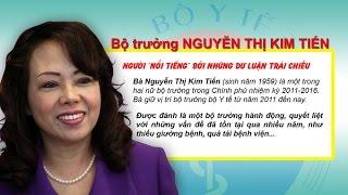 Chuyện của bà Bộ trưởng Nguyễn Thị Kim Tiến
