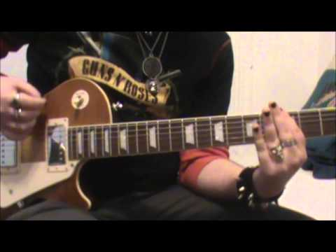 The Beautiful People Guitar Lesson