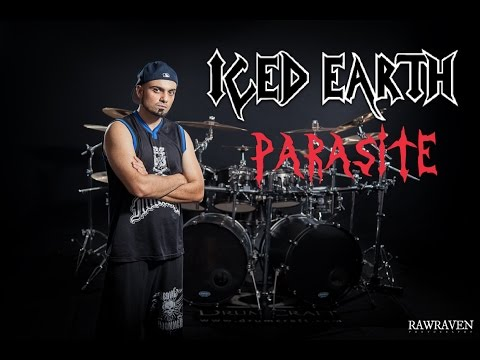 Raphael Saini playing Parasite by Iced Earth
