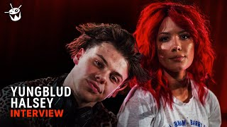 YUNGBLUD & Halsey Interview: '11 Minutes' and how they got together