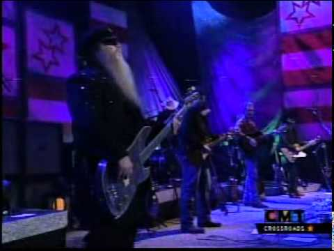 Zz Top & Brooks & Dunn - Rough Boy.mpg