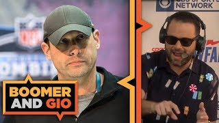 Was Adam Gase INVOLVED in firing Mike Maccagnan? | Boomer & Gio