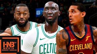Cleveland Cavaliers vs Boston Celtics - Full Game Highlights | October 13, 2019 NBA Preseason