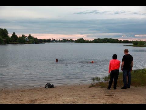 Мужчина утонул при купании в реке Кузнечиха